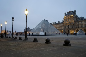 Louvre Museum - Photo taken by Jonathan Fuller