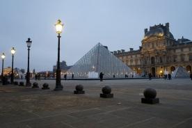Louvre Museum - Photo taken by Jonathan Fuller