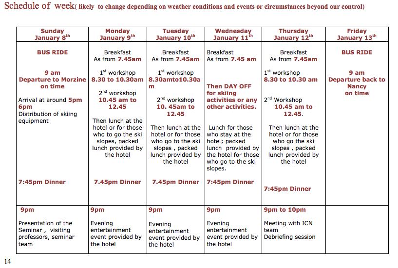 morzine-schedule
